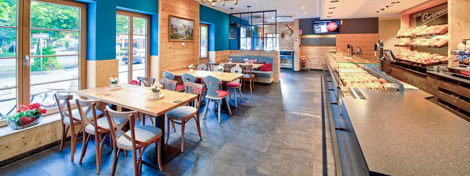 Bäckerei Bertermann – Backtradition im modernen Landhausstil
