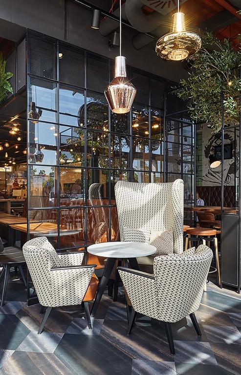 Уютные и стильные места для сидения