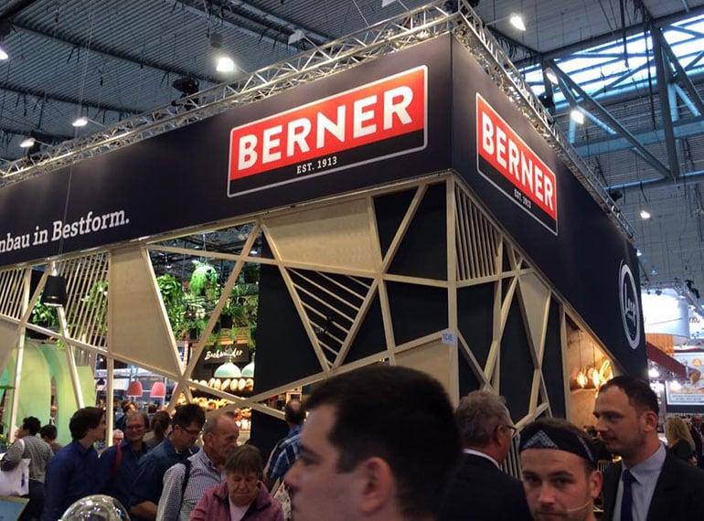 BERNER at iba 2018 in Munich