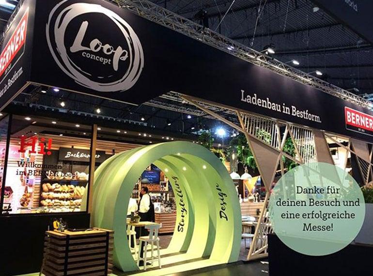 Концепция LOOP Concept фирмы BERNER на Südback 2017