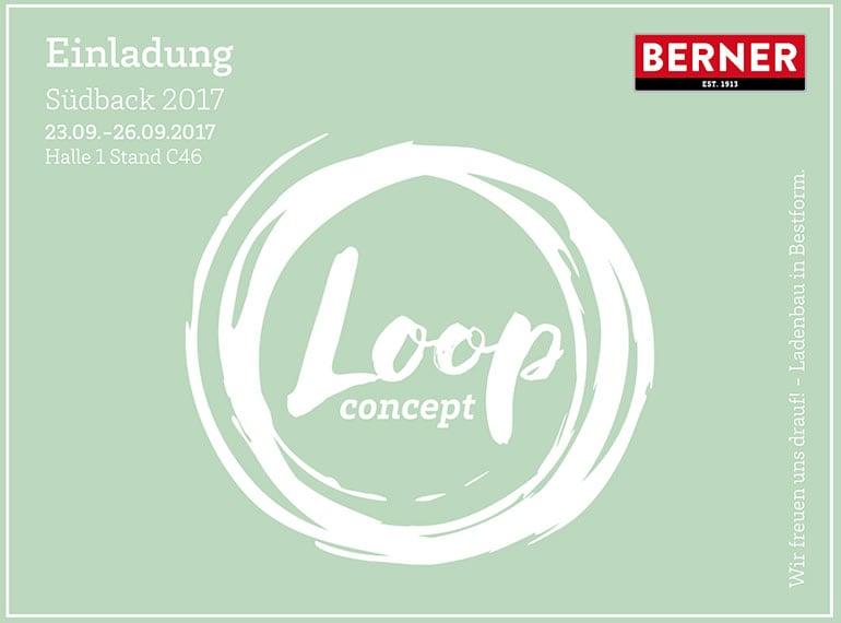 BERNER auf der Südback 2017 in Stuttgart